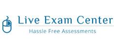 Live exam center