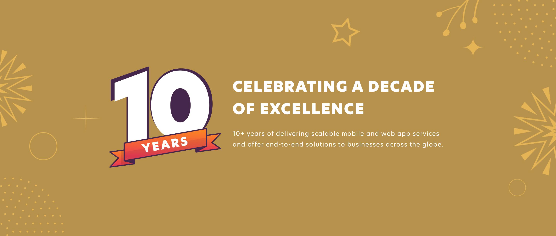 AM Anniversary banner