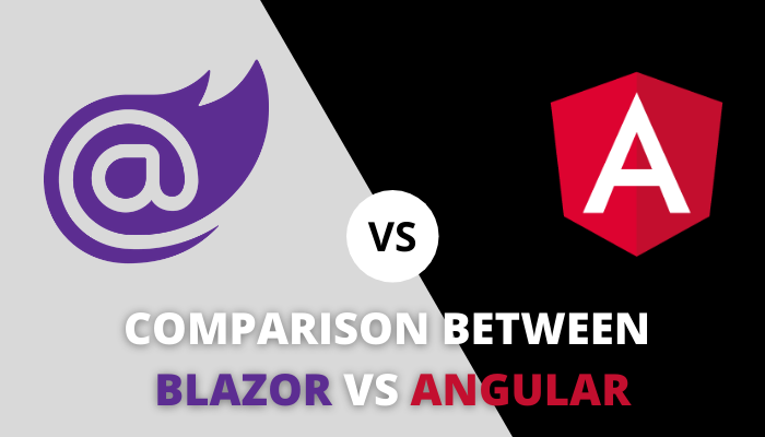 blazer vs angular