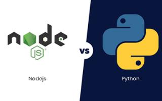 Python Vs Node