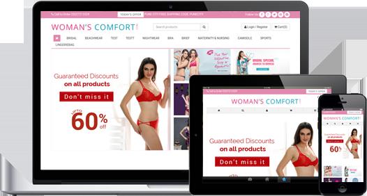womans-comfort responsive