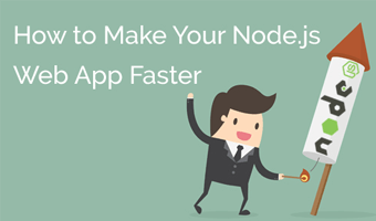 how to make node app faster