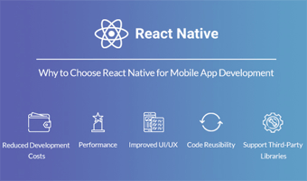 React Native Development Company in India | Hire React