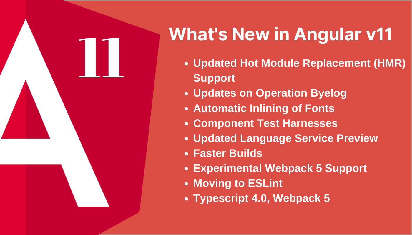 Angular 11 features
