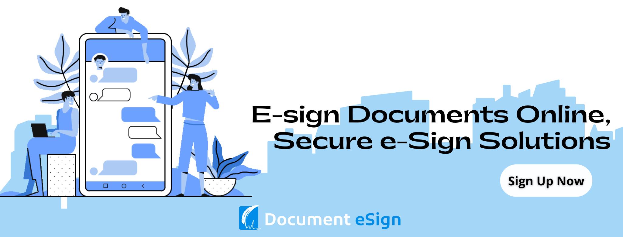 contact documentesign
