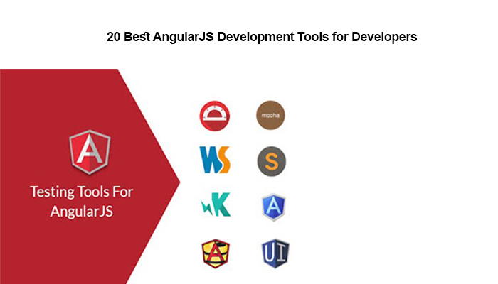 tools for angularjs development