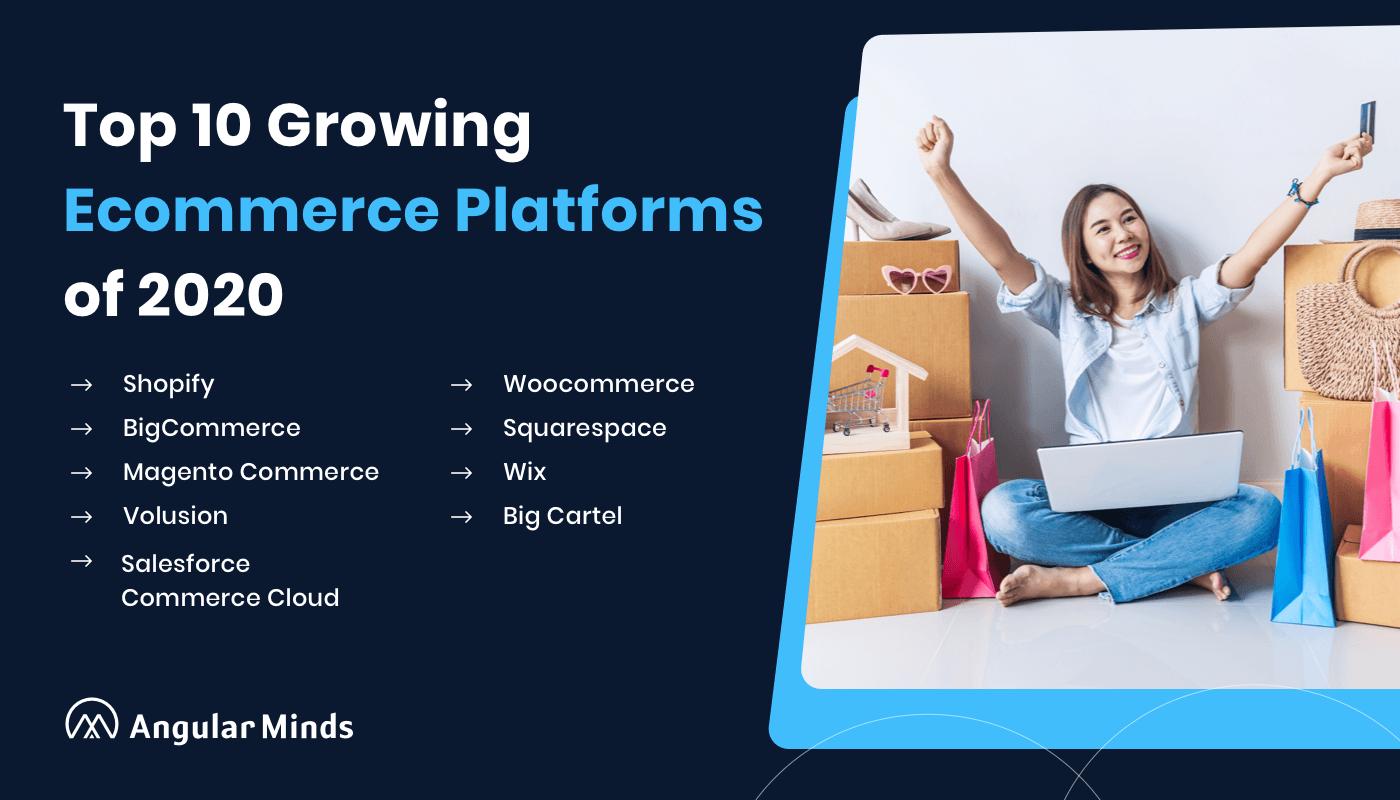 top 10 best ecommerce platform of 2020