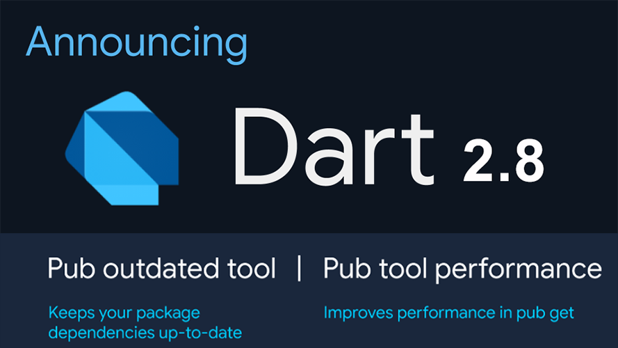 Dart 2.8 Features
