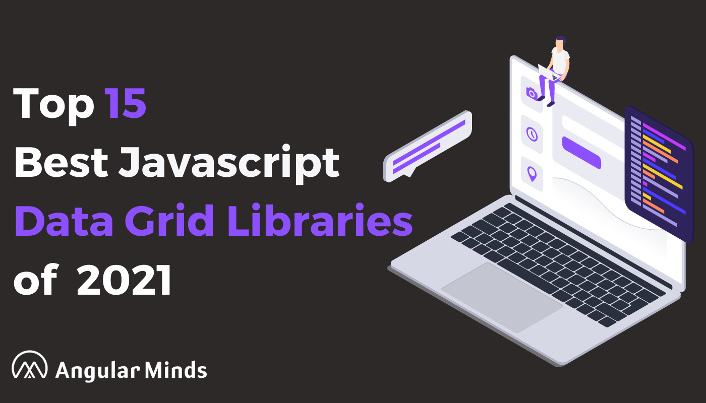 JavaScript Based Data Grid Libraries