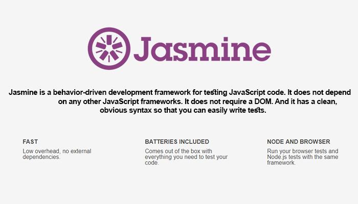 Jasmine angular