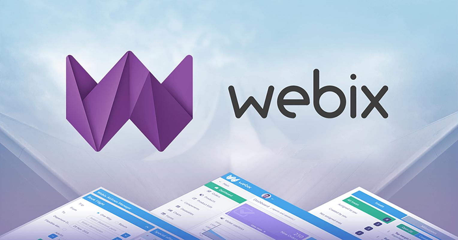 webix Framework