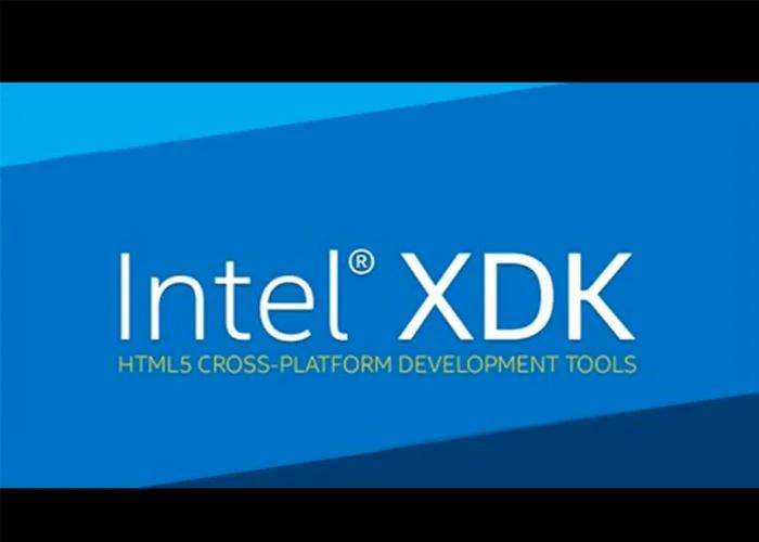 Mobile app framework - intel-xdk