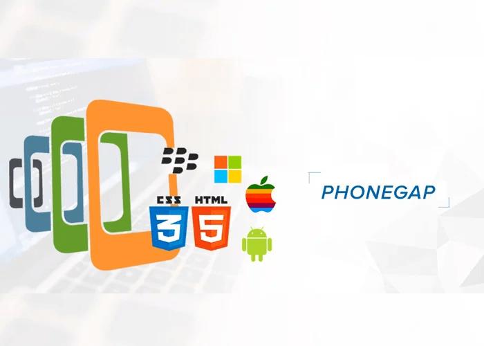 Mobile app framework - phonegap