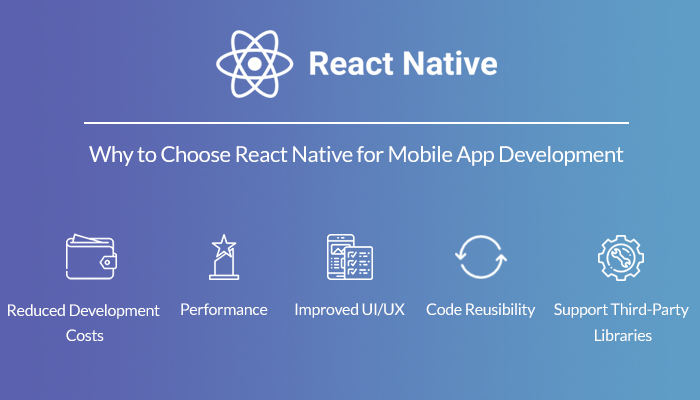 Why To Choose React Native For Mobile App Development