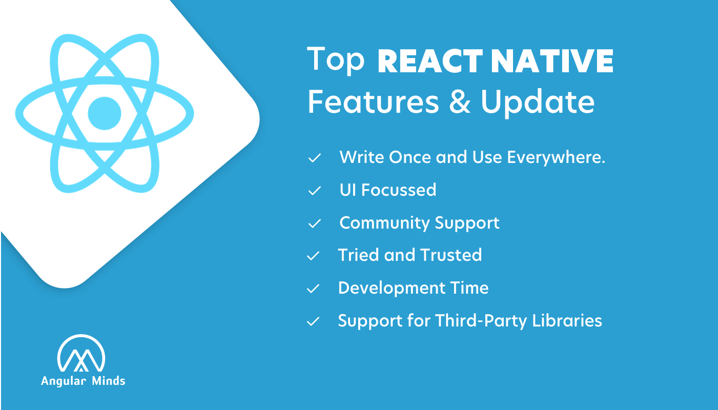 React Native Features